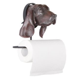 Держатель для бумажных полотенец Жюль (Горький шоколад)