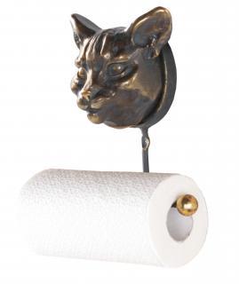 Держатель для бумажных полотенец Баста (Античная бронза)