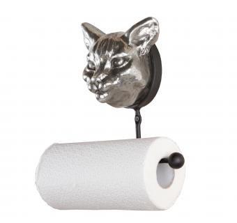 Держатель для бумажных полотенец Баста (Античное серебро)