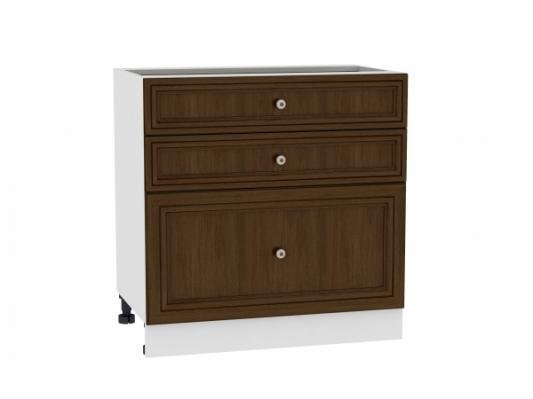 Шкаф нижний с 3-мя ящиками Шале 800