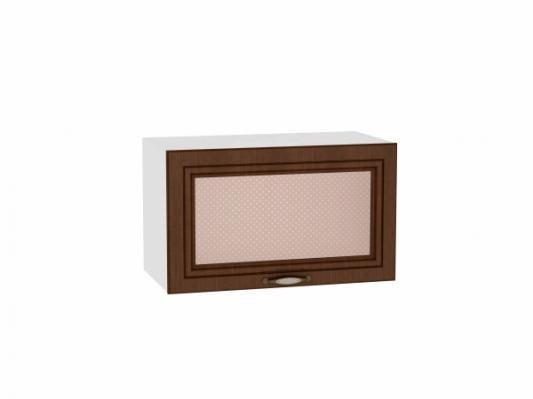 Шкаф верхний горизонтальный остекленный Шале 600