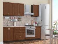 Кухня Шале (Brown Oak)