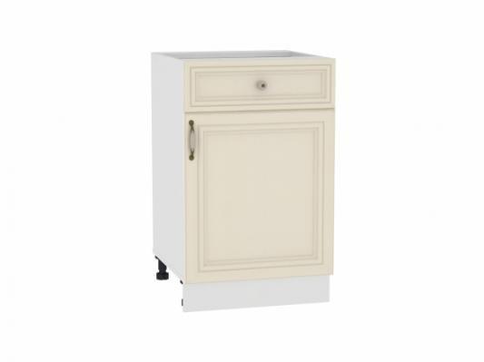 Шкаф нижний с 1-ой дверцей и ящиком Шале 500