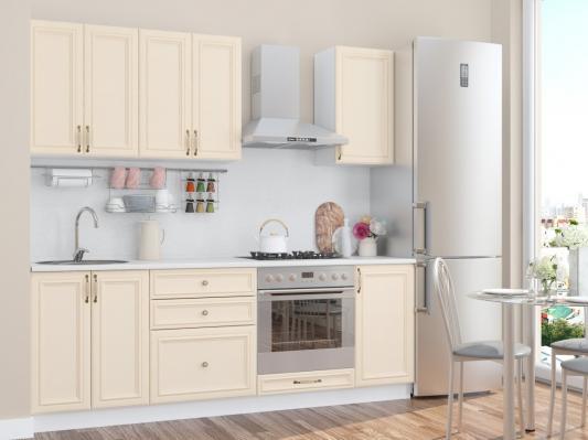 Кухня Шале (Ivory) угловая-2