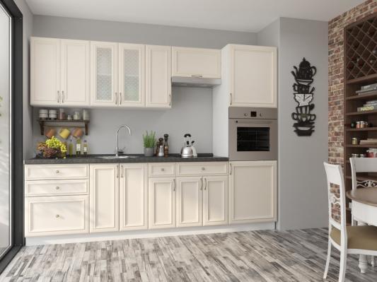 Кухня Шале (Ivory) угловая-1