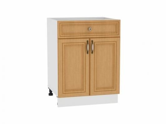 Шкаф нижний с 2-мя дверцами и ящиком Шале