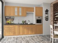 Кухня Шале (Real Oak)