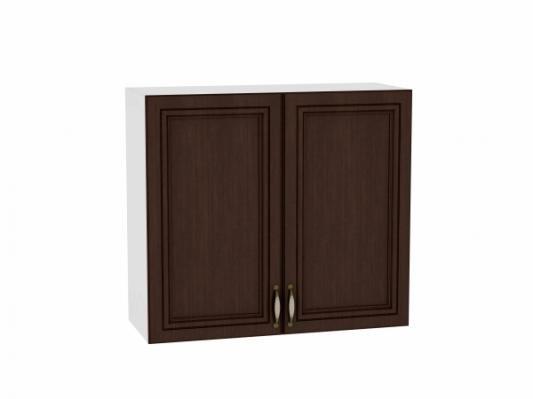 Шкаф верхний с 2-мя дверцами Шале 800
