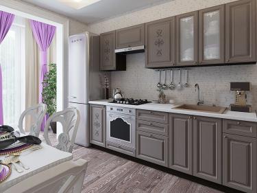 Кухня Версаль (Смоки Софт)