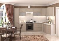 Кухня Версаль (Латте Софт)