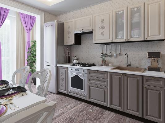 Кухня Версаль (Латте Софт/Смоки Софт)