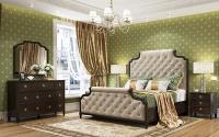 Спальня Vegas, цвет Американский орех