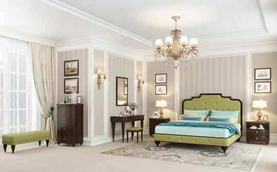 Спальня Oscar, цвет Шоколад