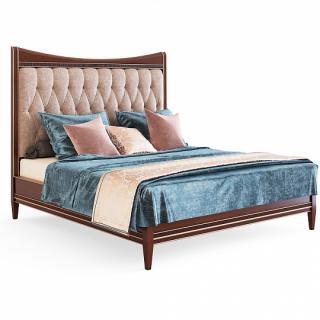 Кровать Verona, цвет Орех с золотом, арт. 228