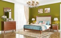 Спальня Verona, цвет Орех с золотом