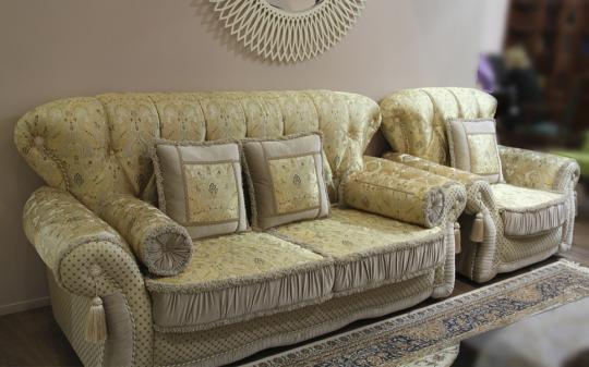 Комплект мягкой мебели Versal