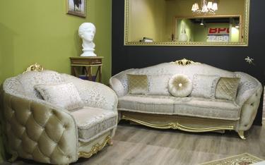 Комплект мягкой мебели Toscana