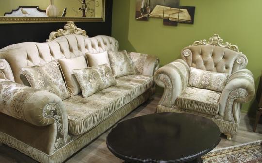 Комплект мягкой мебели Verona