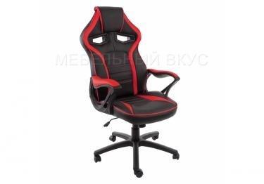 Игровое компьютерное кресло Monza черное / красное