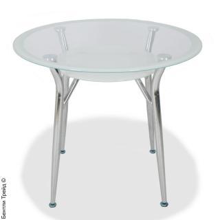 Стол S603 Super white line
