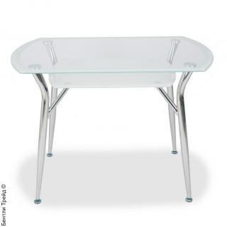 Стол S605 Super white line