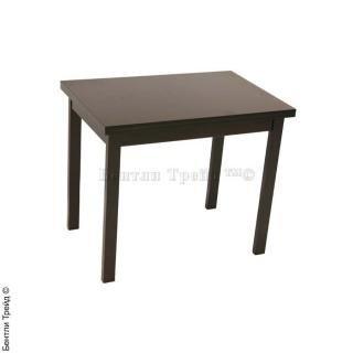 Стол обеденный TVE-6796 Dark walnut