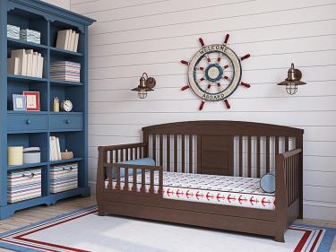Кровать Forte Chocolo
