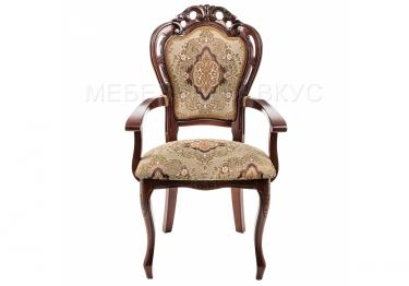 Кресло Bronte вишня