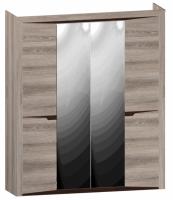 """Шкаф 4-х дверный Гарда """"Ясень Таормино"""""""