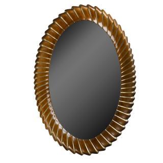 Зеркало Zzibo, цвет Орех с золотом арт.63