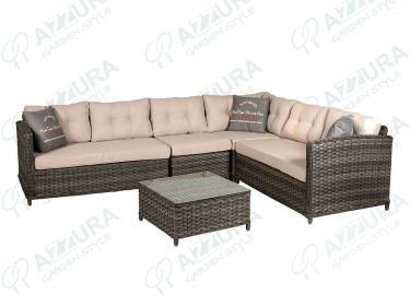 Угловой диван Palermo 9272-25