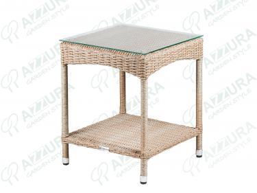 Плетеный стол Howard 48*48 см 710740-6S
