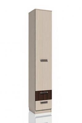 Шкаф для белья НМ 013.01-02 М с ящиками «Рико» ЛДСП Дуб тортона