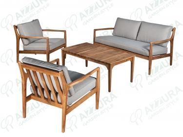 0393-25 Мебель из акации Manchester