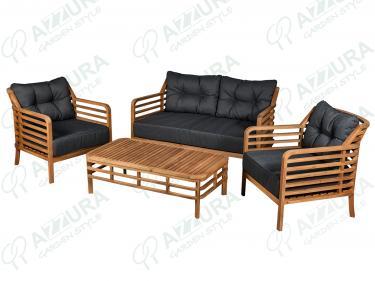 0489-6 Мебель из акации Colorado