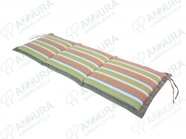 Подушка для скамьи 3х Azzura