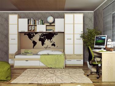 Набор мебели Фанк комплектация №2