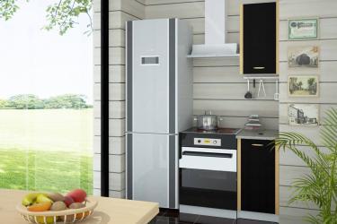 Кухонный гарнитур Бланка (Венге/Белый)