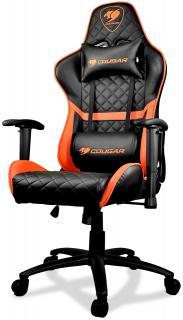 Кресло Cougar ARMOR One (orange)
