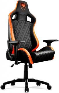 Кресло Cougar ARMOR-S (orange)
