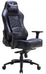 Кресло геймерское Zone Evolution F730 black/black