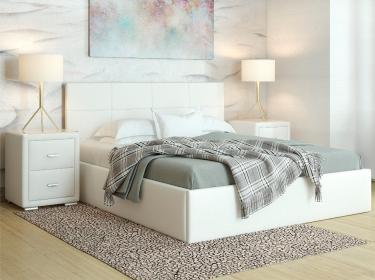 Кровать Alba с подъемным механизмом 180х200