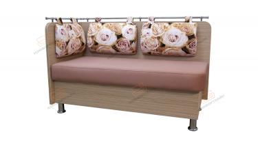 Кухонный диван Сюрприз с боковой стенкой