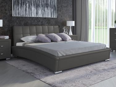 Кровать Corso-1 (Темно-серый)