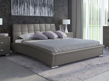 Кровать Corso-1 (Серый)