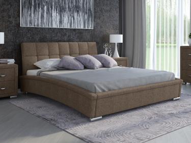 Кровать Corso-1 (Глазго коричневый)