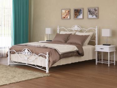 Кровать Garda 2R (белый)