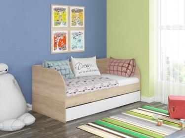 Детская Кровать Golden Kids 7 (корпус дуб сонома)