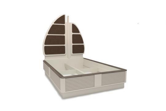 Кровать Калипсо ЛД 509.152