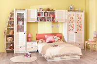 Детская комната Калипсо Розовый